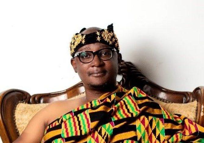 Akufo-Addo appoints Kwahu Omanhene as ADB board chair. 46