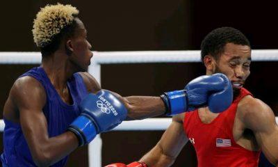 Tokyo 2020: Samuel Takyi wins bronze for Ghana after losing semi final fight. 35