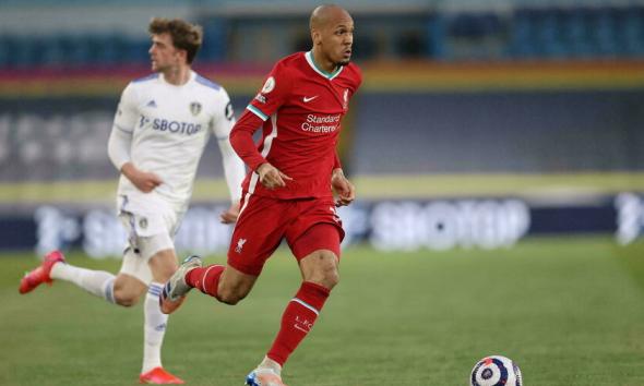Fabinho signs new Liverpool deal 47