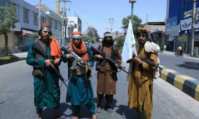 Taliban conducting 'targeted door-to-door visits', warns UN report 55