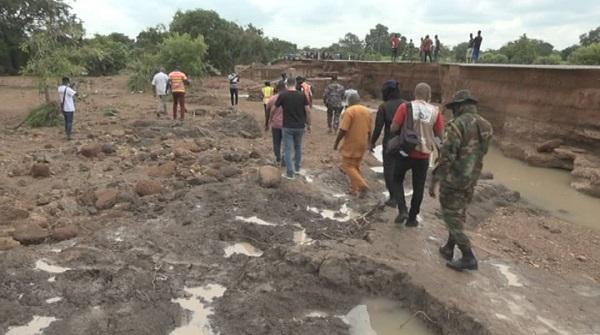 Woman confirmed dead in Upper West Region floods. 46